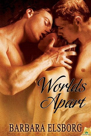 Worlds Apart – by Barbara Elsborg | TotallyBookedBlog