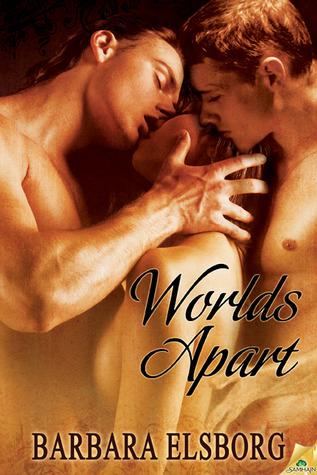Worlds Apart – by Barbara Elsborg | TotallyBookedBlog